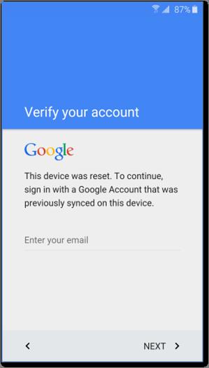 Samsung Reactivation Lock & FRP Lock