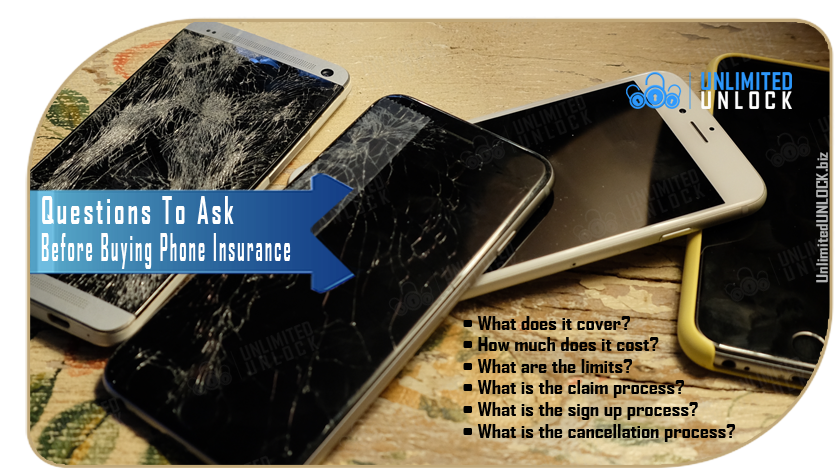 Questions To Ask Before Buying Phone Insurance