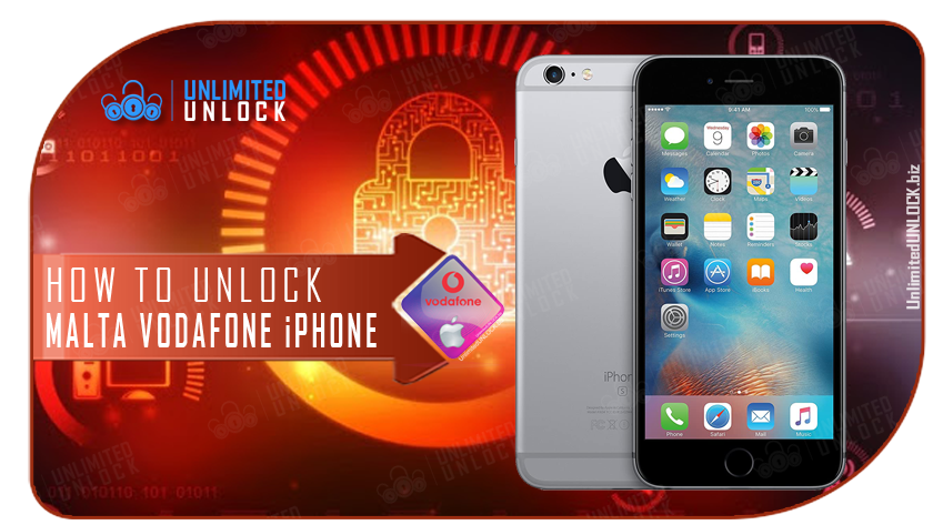 How To Network Unlock Malta Vodafone iPhone - ALL IPHONE INCLUDING 6 | 6+ | 6S | 6S+ | SE | 7 | 7+ | 8 | 8+ | X