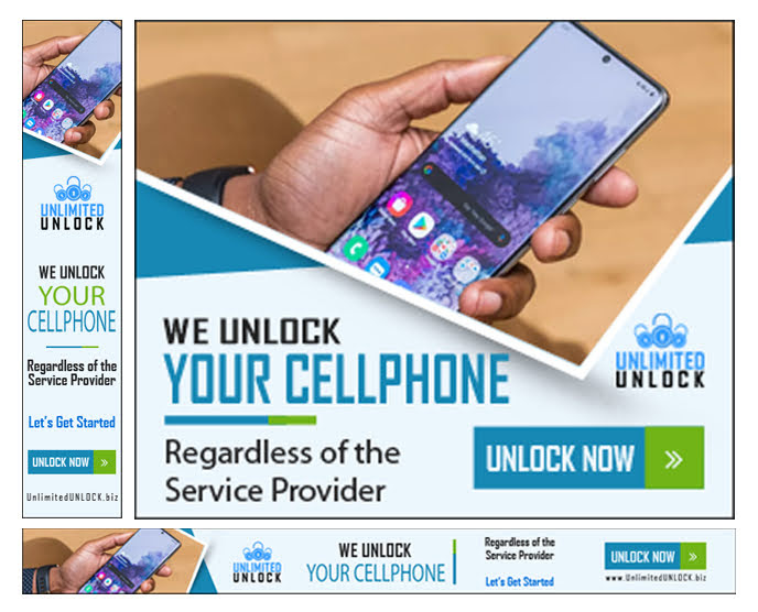 Add Banners And Promote UnlimitedUNLOCK's Services On Your Website