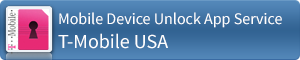 T-Mobile Mobile Device Unlock App Service