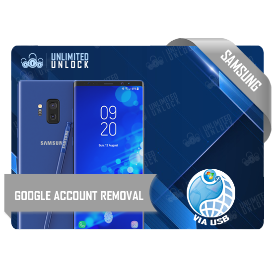 Samsung [FRP] Devices Google Account Removal