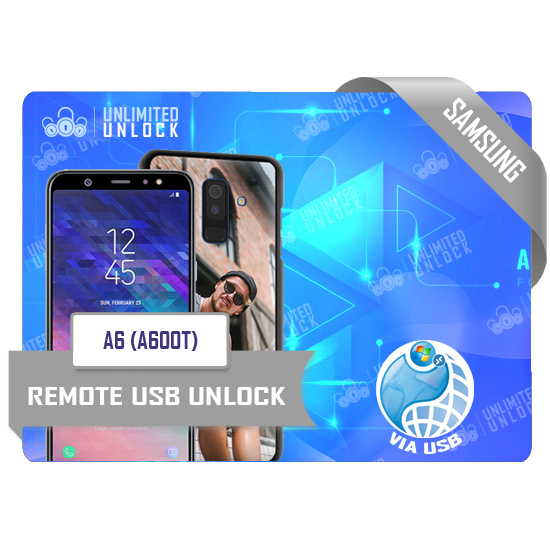 Samsung A6 Remote Software & Cable Unlock Update
